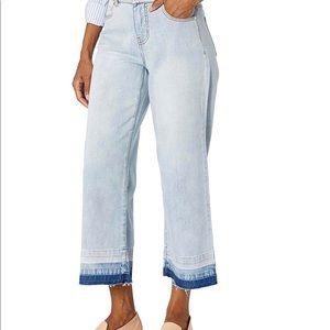 ❤️Host Pick ❤️ TRIBAL Skyway Wide Leg Jeans NWT